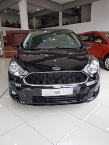 Ford Ka Sel 2017 0 Km Financiado Sin Garante!!!