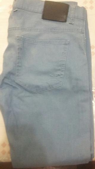 Pantalon Tascani Celeste Original