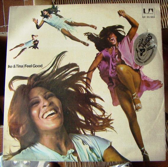 Rock Inter, Ike & Tina Turner, Feel Good, Lp 12´,helicoptero