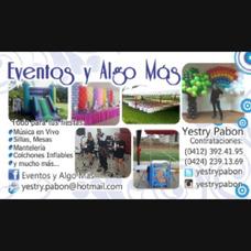Agencia De Festejos Eventos Y Algo Mas