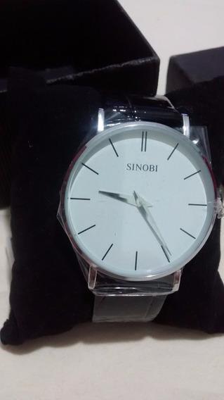 Relógio Sinobi Water Proof