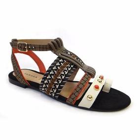 a8f28816a Sandália Rasteira Tanara N6242 - Calçados, Roupas e Bolsas com o ...