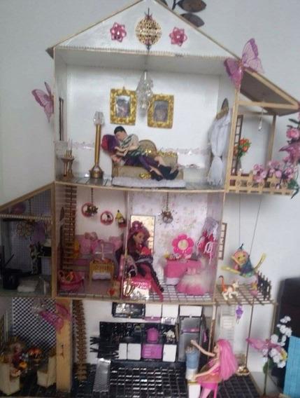 Casa Da Barbie Lindaaaa