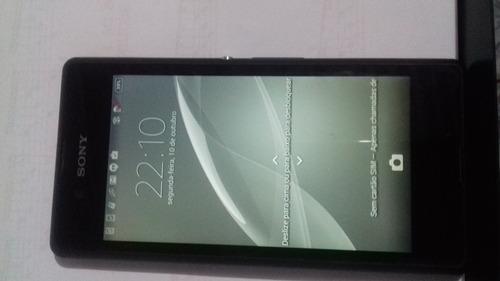 Sony Xperia E3 Semi Novo Pouco Tempo De Uso!!!