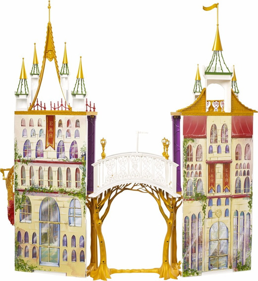 Ever After High Castelo Transformável 2 Em 1 - Mattel Dlb40