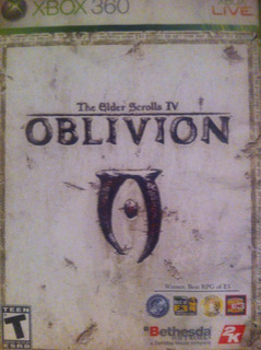 The Elders Skrolls Iv. Oblivion