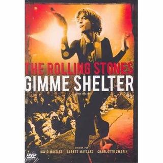Dvd The Rolling Stones Gimme Shelter Nvo. Orig. El Fichu2008