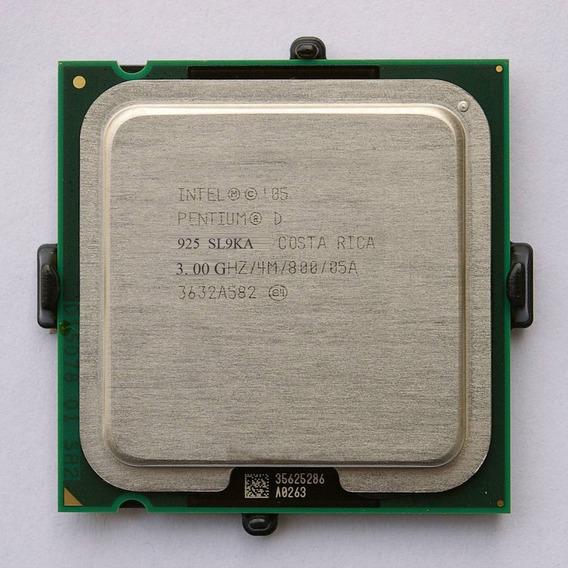 Processador Pentium D 925 3.4ghz 4mb 800mhz Socket 775
