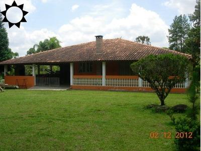 Chácara Rural Em Ibiuna - Sp, Recando Mineiro - Ch00181