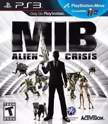 Mib Alien Crisis Playstation 3