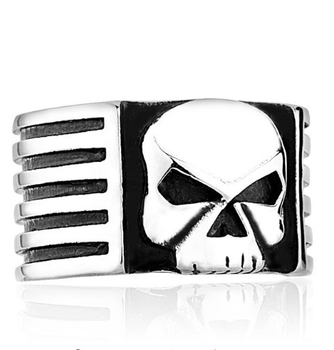 Anel Masculino Punisher