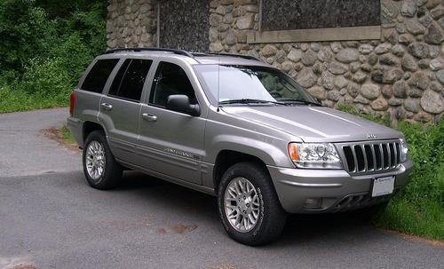 Manual Taller Jeep Grand Cherokee (1999-2004) Español
