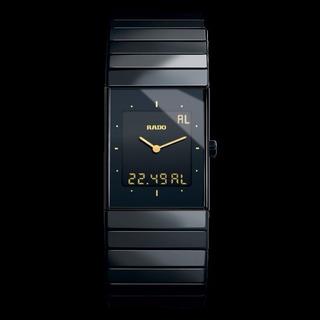 Relógio Rado Diastar Swiss - Masculino - Cerâmica - Original