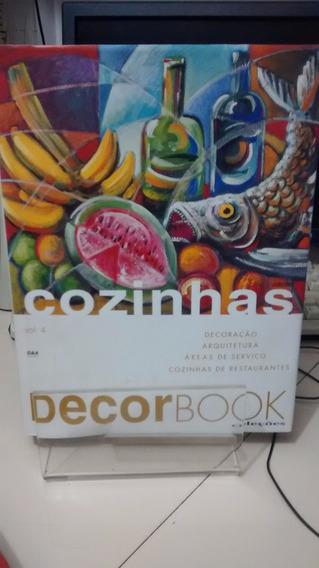 Cozinhas Vol 4 Decor Book Coleções Zona Norte S P
