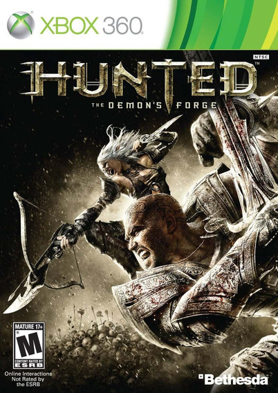Hunted: The Demon