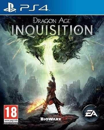 Dragon Age Inquisition - Em Português - Mídia Física Ps4