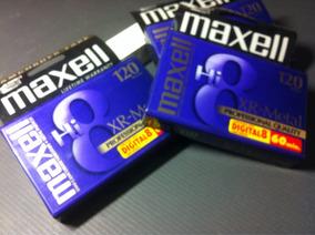 Fita Maxell Hi8 Xr P6-120 Xr
