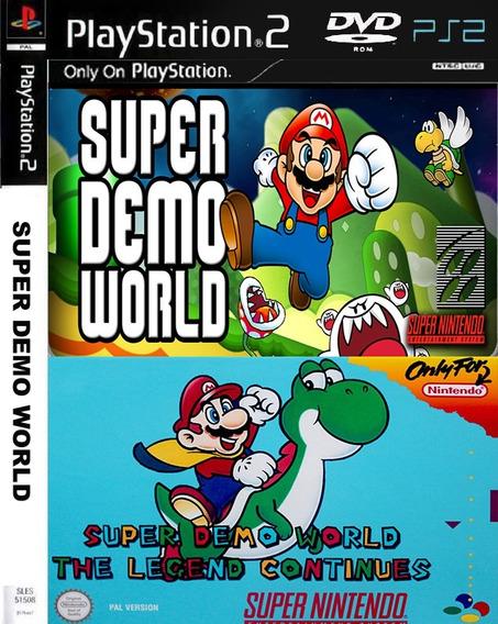 Kaizo Mario World - PlayStation no Mercado Livre Brasil