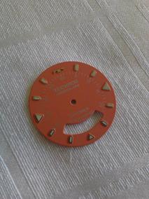 Mostrador Relógio Technos Skydiver Salmão 29mm