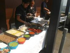 Banquetes,taquizas,parrilladas,tostadizas,dj.,,solo En El Df