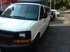 Chevrolet Express Van C 5p Aut A/a 15 Pasajeros A/a V8 2009