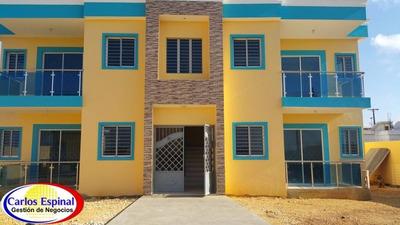 Apartamentos Nuevos De Alquiler En Higuey, República Dominic