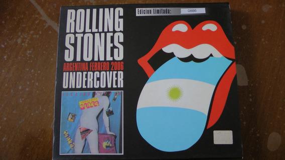 The Rolling Stones Undercover Ed.limitada Num.coleccion