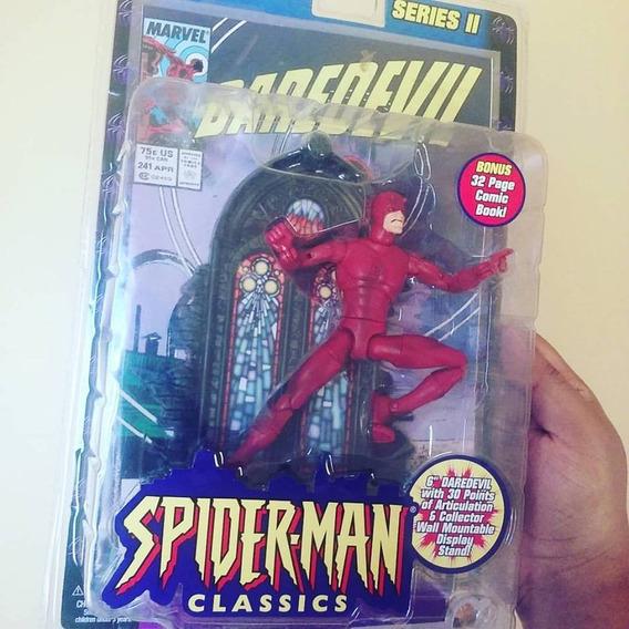 Marvel Legends - Daredevil Classic Toybiz Demolidor Stan Lee