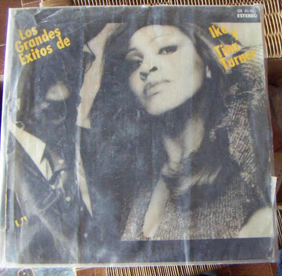Rock Inter, Ike Y Tina Turner, Grandes Exitos, Lp 12´,