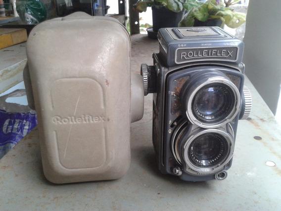 Câmera Fotográfica Rolleiflex Baby 4x4
