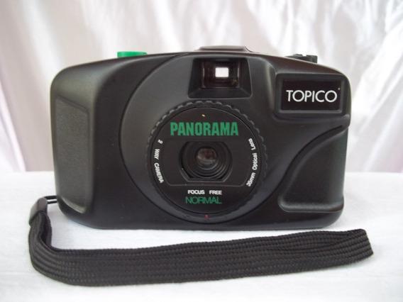 Câmera Fotográfica Panorama Topico Focus Free