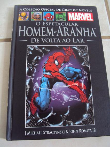 Homem-aranha - De Volta Do Lar - Salvat