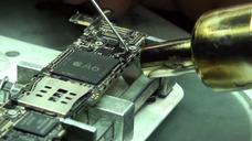 Servicio De Reparación De Tarjetas Iphone