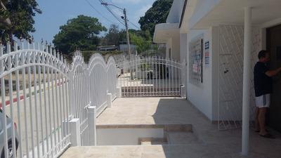 Arriendo Casa En El Alto Bosque, Cartagena