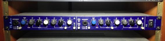 Preamp Equalizador Parametrico Tl Audio C2012