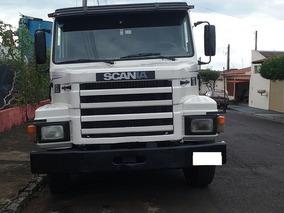 Caminhão Scania 112 Interculado/batatais Caminhões
