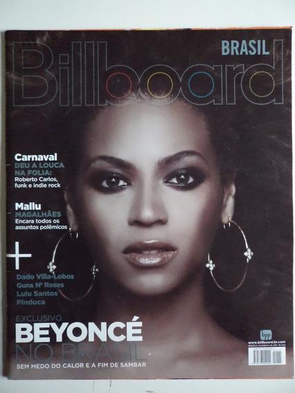 Revista Billboard Brasil N 5 Fevereiro De 2010