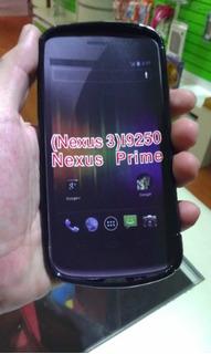 Estuche De Silicona Tpu Para Samsung Galaxy Nexus I9250 ++++