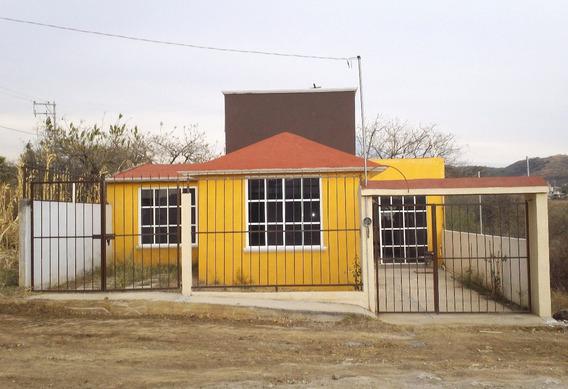 Casa En Atlatlahucan Morelos