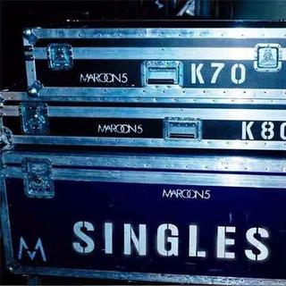 Maroon 5 Singles Cd Nuevo Oferta Original Greatest Hits