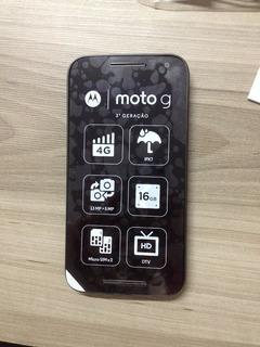 Moto G3 Original Novo 16gb