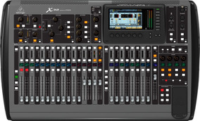 Mesa De Som Behringer Digital X32 Na Loja Cheiro De Musica !