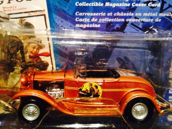 Johnny Lightning Ford Hiboy32nuevo Cerrado Blister Original