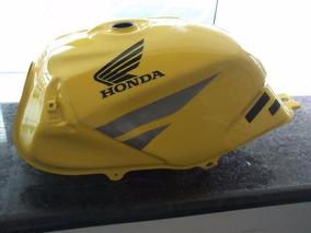 Tanque Combustivel Twister Amarelo - Suka Motos