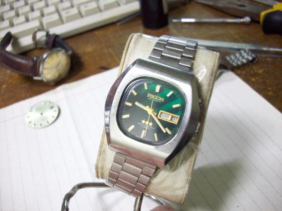 Relógio Ricoh 100% Original Cavedar
