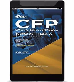 Apostila Para O Concurso Cfp-df 2015 - Área Administrativa