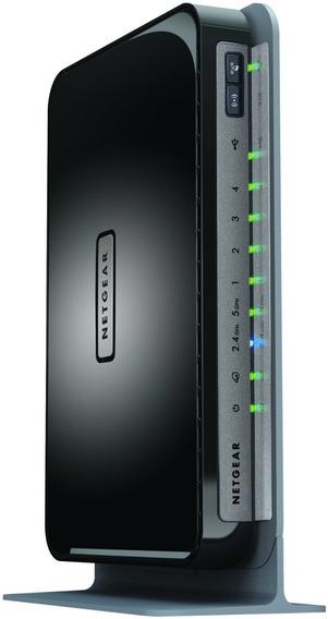 Router Netgear N750 Dual Band 4 Port Wi-fi Gigabit
