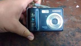 Sucata Camera Digital Samsung S860 Sucata
