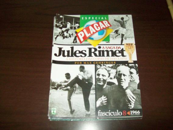 Revista Placar - Coleção Jules Rimet - Copa 1966