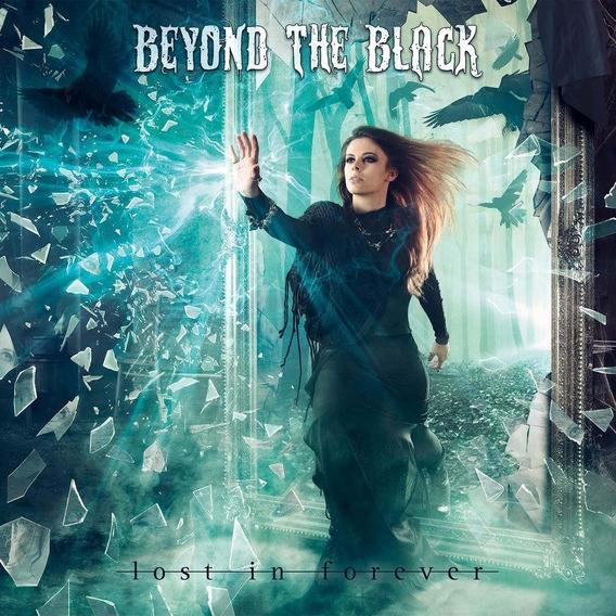 Cd Beyond The Black - Lost In Forever